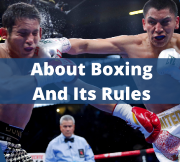 Boxing And Its Rules
