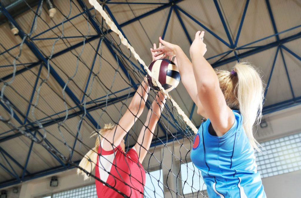 Volleyball Rules Violation